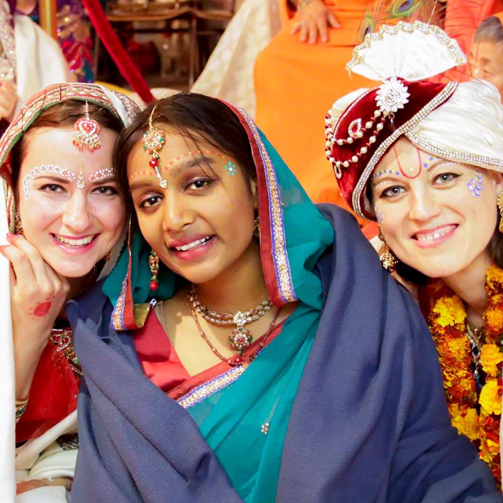 bhakti marga ashram