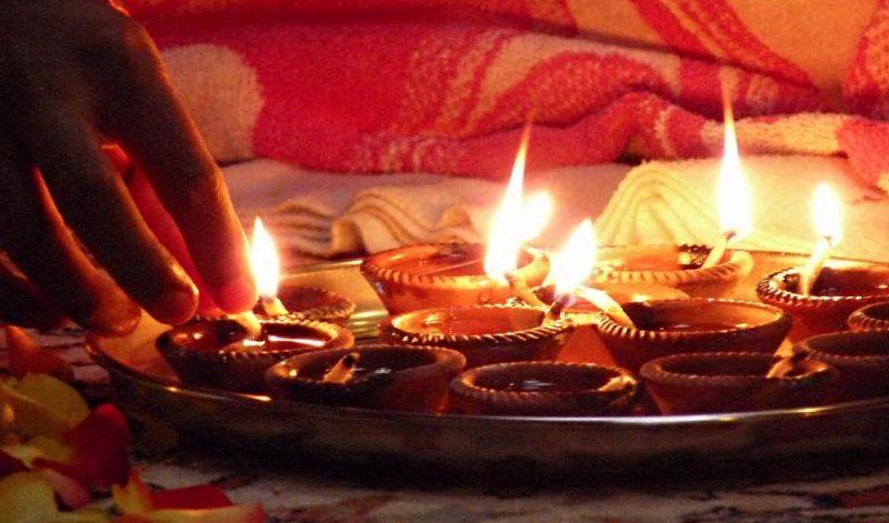 Bhakti Marga at the Diwali Celebrations, Manchester 2016