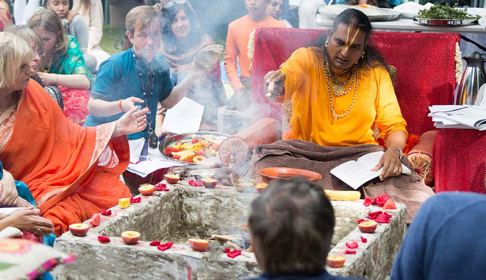 yagna in london