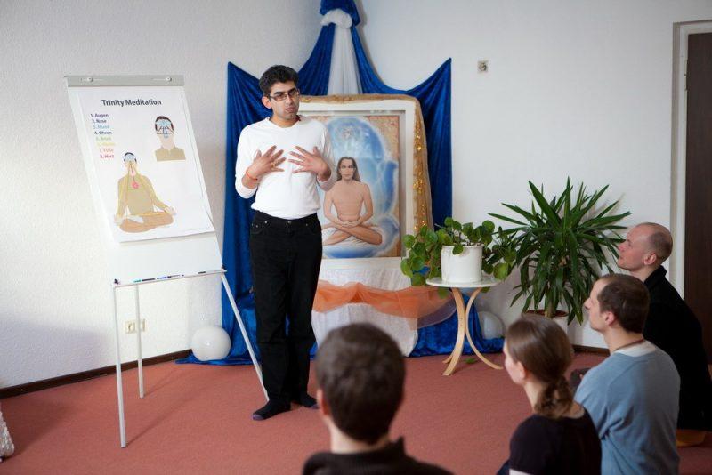 Atma Kriya Yoga training uk