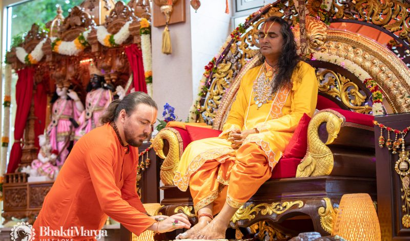 Guru and traditions